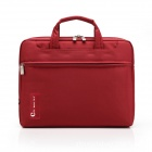 "COOLBELL High Quality Protective Nylon Waterproof Bag for 14"" Laptop Notebook - Red"