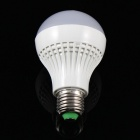 SKLED E27 7W 560lm 15-SMD 5730 LED Cold White Light Bulb (AC 85~265V)