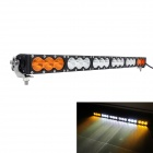 "MZ 33"" 180W 14400LM 6500K White + Yellow LED Worklight Bar Offroad 4WD SUV Driving Lamp"