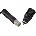 SingFire SF-923 800lm Magnetism Sliding Switch Dimming LED Diving Flashlight - Black (1 x 26650)