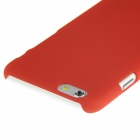 "Hat-Prince Protective Matte Non-slip Case Back Cover for IPHONE 6 4.7"" - Red"