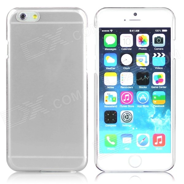 ENKAY Protective Plastic Back Case Cover for IPHONE 6 4.7 - White digma linx a420 3g 4гб белый dual sim 3g