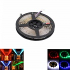SKLED SK-2 72W 4300lm 300-SMD 5050 LED RGB Light Strip - White (DC 12V / 5M)