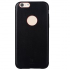 "Baseus Thin PU Leather + PC Back Case for IPHONE 6 4.7"" - Black"
