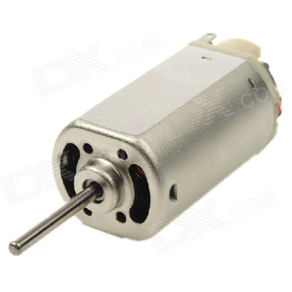 DIY 8.4V 32000RPM Rare Earth Magnetic Motor for Aircraft Model - Champagne Gold