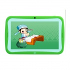 "TEMPO MS709 7"" Android 4.2 RK3026 Dual-Core Children's Tablet PC w/ 512MB, 8GB, Wi-Fi - Green"
