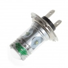 Zweihnder H7 20W 1900LM 6000K White Light LED Fog Light Bulb for Car (12~24V, 2PCS)