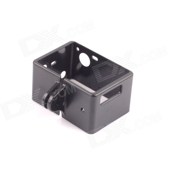 SMJ Universal Expand Portable Plastic Fixed Frame Case for Gopro Hero 3/3+