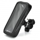 High Quality Outdoor Bicycle Waterproof Bag + Mount Holder for IPHONE 6 PLUS - Black