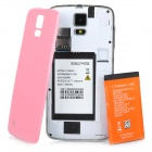 "F-G906 5.0"" Touch Screen Android 4.4.2 Dual-Core 3G Phone w/ 1GB RAM, 4GB ROM, Dual-SIM - Pink"