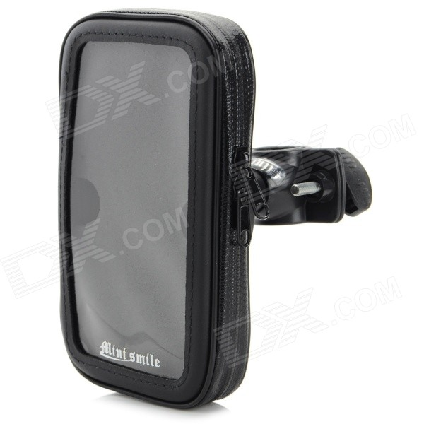 "High Quality Outdoor Sports Waterproof Bag + 360' Rotary Mount Holder for IPHONE 6 4.7"" - Black"