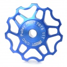 AEST YPU09A14 Bike Bicycle Ultra Light 11T Aluminum Alloy Wheels Rear Derailleur Pulley - Blue