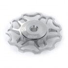 AEST YPU09A14 Bike Bicycle Ultra Light 11T Aluminum Alloy Wheels Rear Derailleur Pulley - Grey