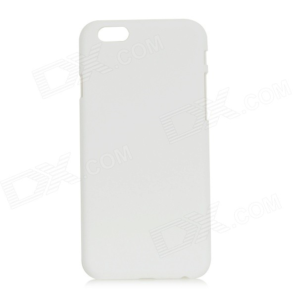"TEMEI Protective Plastic Back Case for IPHONE 6 4.7"" - White"