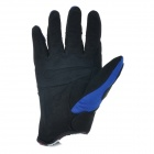 PRO MCS15 Motorcycle Racing Full-Finger Protection Gloves - Blue (L / Pair)