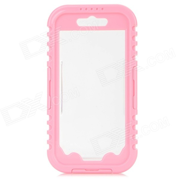 Waterproof IPX8 Protective PC + PVC Case for IPHONE 6 4.7