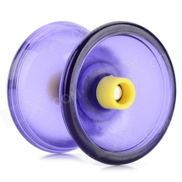 AODA Cool Plastic YO-YO Toy - Translucent Blue aoda plastic yo yo toy green