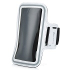 "Sunshine Protective PVC + Nylon Armband for IPHONE 6 PLUS 5.5"" - White"