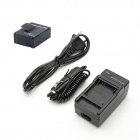 JUSTONE J111 1300mAh Li-ion Battery + Car Charger + Travel Charger + EU Cable for GoPro Hero 3 / 3+