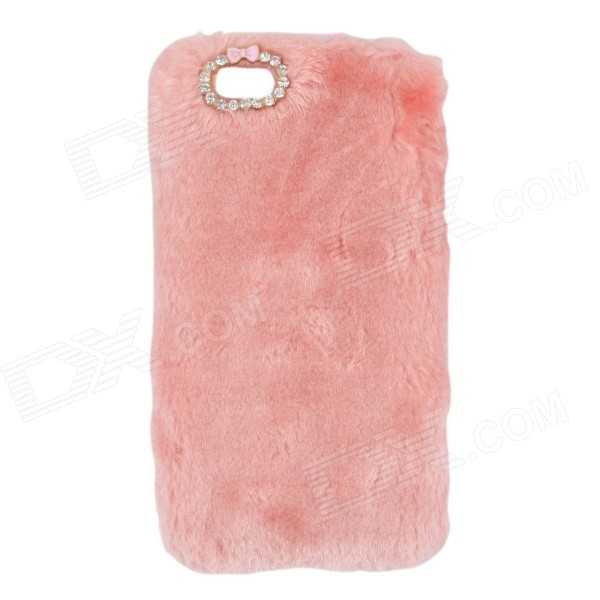 Sweet Soft Simulation Cony Hair Cover Protective Case for IPHONE 6 4.7