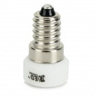 JRLED E14 to MR16 / G5.3 / G4 Light Lamp Bulb Adapter Converter