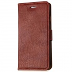 "Mr.northjoe Protective PU Fall w / Stand / Card Slot für iPhone 6 PLUS 5.5 ""- Wine Red"