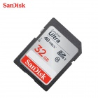 Genuine Sandisk 32GB Class-10 SDHC Memory Card - Grey (R: 40MB/s, W: 20MB/s)