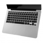 OUSHINE Protective Wrist Rest + Trackpad Sticker Film Set for Macbook 13.3 inch Pro Retina - Silver