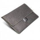 "Oushine Protective Felt Envelope Pouch Bag for MACBOOK AIR 11.6"" - Black"