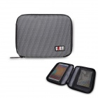 BUBM Multi-purpose Carrying Storage Bag / Cell Phone Pocket / Power Bag - Gray