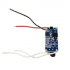 5~15W Dimmable LED Power Supply Driver - Yellow + Green + Red (AC 85~265V)