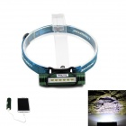 KINFIRE LED-5730 Rechargeable 6-SMD 5730 LED White 3-Mode Headlamp / Mobile Power Bank - Green