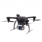 Ehang Ghost-L mobiele telefoon Controlled 4-CH Quadcopter w / GPS / WiFi / 1080P HD Camera - Zwart