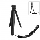Fat Cat M-RS Retractable Selfie Monopod + Holder + Remote Shutter for IPHONE / Samsung + More