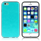 "ENKAY Protective Soft Back Cover Case for IPHONE 6 PLUS 5.5"" - Blue"