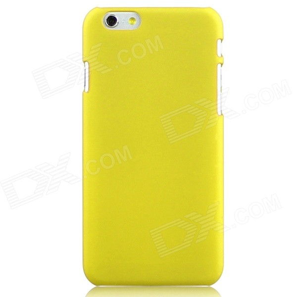 "Hat-Prince Protective Matte Non-slip Case Back Cover for IPHONE 6 4.7"" - Yellow"