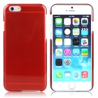 """ENKAY Protective Plastic Back Case Cover for IPHONE 6 4.7"""" - Red"""