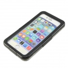 "Waterproof Drop Protective Plastic + Silicone Shell Case for IPHONE 6 PLUS 5.5"" - Black"
