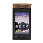 "Otium Android 4.2 Dual-core GSM Phone w/ 3"" Dual Screen, Wi-Fi, Bluetooth, Quad-band, 4GB ROM - Gold"