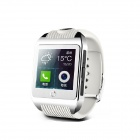 "inWatch z Android 4.2 Dual-core Watch Phone w/ 1.63"" Screen, Wi-Fi, GPS, RAM 1GB, ROM 8GB - White"