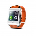 "inWatch z Android 4.2 Dual Core-Uhr-Telefon w / 1,63 ""Bildschirm, Wi-Fi, GPS, RAM 1GB, 8GB ROM - Orange"