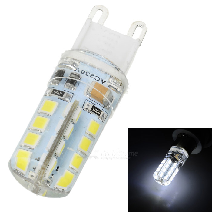 JRLED G9 4W 300LM 32-2835 SMD LED lampe bluish lumière blanche (ac 220V)