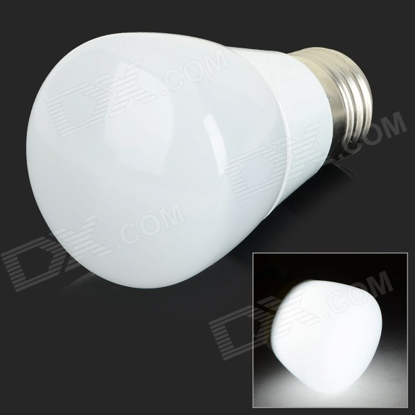 XUNRUIXING F-303 E27 3W 280lm 7000K 15-SMD 2835 LED Cool White Light Bulb - White (AC 220V)