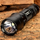 NITECORE P20 800lm 4-Mode Cool White Light LED Tactical Flashlight - Black (1 x 18650)