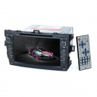 "KLYDE KD-8010 8.0"" Touch Screen Car DVD Player w/ GPS, FM/AM, Bluetooth for Toyota COROLLA 2006-2011"