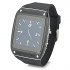 "Android 4.2 GSM Watch Phone w/ 1.54"" Screen, 2GB ROM, Bluetooth, GPS, Wi-Fi, 2.0MP Cam - Black"