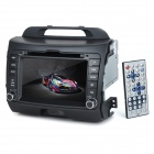 "KLYDE KD-7044 7"" Android 4.2.2 Car DVD Player w/ 1GB RAM / 8GB Flash / GPS / Wi-Fi for KIA Sportage"