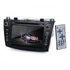 "KLYDE KD-8003 8"" Android Dual-Core Car DVD Player w/ 1GB RAM / 8GB Flash / GPS / Wi-Fi for Mazda 3"
