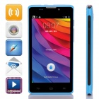 "L960 SC7715 Android 4.4.2 WCDMA Bar Phone w/ 4.5"" Screen, 2GB ROM, FM, Wi-Fi - Blue + Black"