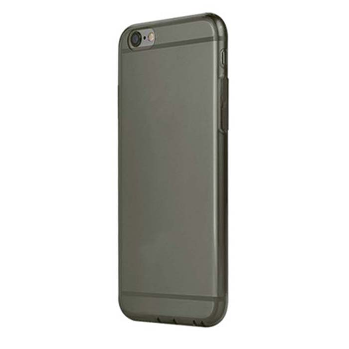 0.3mm Ultra-thin Protective TPU Back Case for IPHONE 6 4.7'' - Translucent Black
